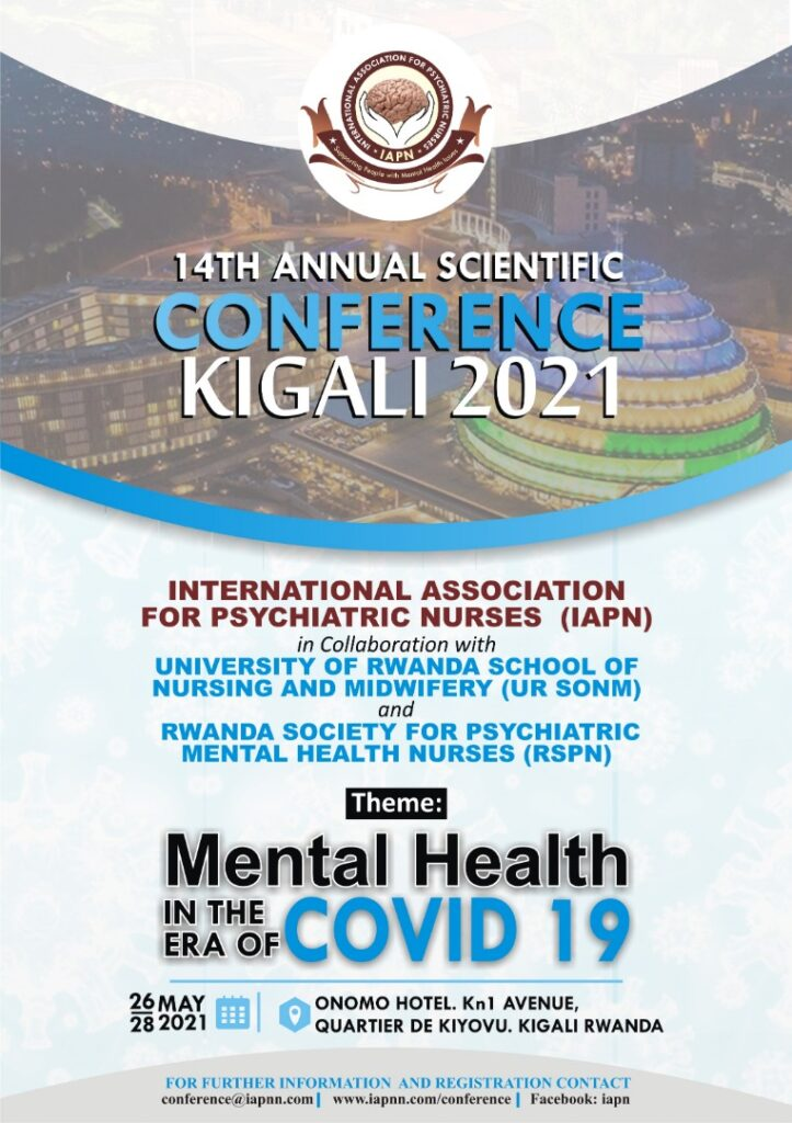 "IAPN 14TH ANNUAL CONFERENCE ""KIGALI 2021"""